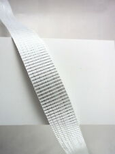 "10 Yds Silver Fabric Ribbon 5/8"" Weddings Parties Crafts Gifts Christmas"