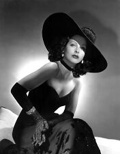 Hedy Lamarr UNSIGNED photo - D1538 - STUNNING!!!!!