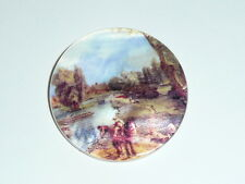 Country Life - Horse - River - Kids - MOP Mother of Pearl Shank Button - 1-3/8""