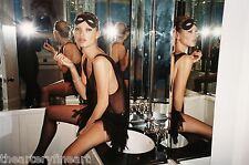 MARIO TESTINO 'Kate Moss, London, 2006' SIGNED Photograph Limited Edition *NEW*