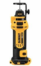 Brand New DeWalt DCS551B 20V Max Cordless Li-ion Rotary Drywall Cut-Out Tool