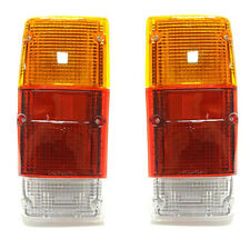 Rear Tail Signal Lights Lamp Set (Left, Right) for 1981-1986 Nissan Patrol