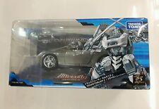 Transformers Nissan Alternity Megatron Fairlady Z Silver MISB Takaratomy