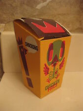 Burger King Halloween Chicken Fries New Box 2015 Collectible Electrifries Promo