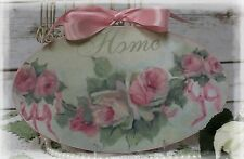 """HOME"" Vintage~Shabby Chic~Country Cottage style - Wall Decor Sign"