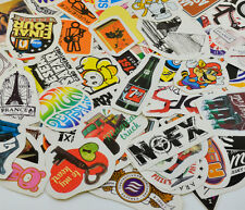 50 Stickers Luggage Vintage Stickers Mixed Pack Car Motorcycle Skateboard