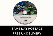 The Ultimate Fish Video Aquarium Relaxation DVD  (Free UK Delivery)