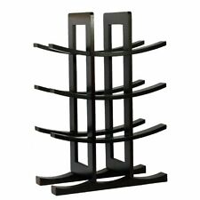 Sorbus Bamboo Wine Rack - Holds 12 Bottles of Your Favorite Wine