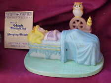 The Disney Collection Magic Memories: SLEEPING BEAUTY   MINT but no Prince !!