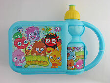 MOSHI MONSTERS LUNCH BOX AND DRINKS BOTTLE £2.99
