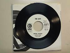 "CITY:(w/Carole King)Snow Queen 3:39-Same-U.S. 7"" 1968 Ode Records INC. ZS7113 DJ"