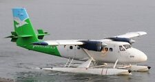 DHC-2 Beaver Float West Coast Air DHC2 Aircraft Wood Model Free Shipping