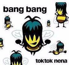 NENA Tok Tok - Bang Bang - Maxi CD NEU - Maxi Version
