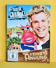 Sascha Grammel - Keine Anhung / Keine Ahnung *2 DVDs - NEU+OVP i. Folie*SOFORT*