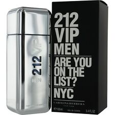 212 Vip by Carolina Herrera EDT Spray 3.4 oz