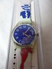 "Swatch Watch ""Gruau""  GK147  CASED"