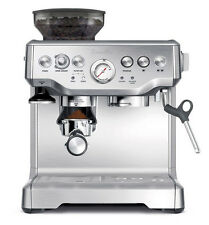 Breville BES870XL Barista Express - 8 Cups Espresso Machine - Stainless Steel