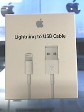 Apple Genuine Lightning to USB Cable (1 m) MD818ZM/A  Sealed Retail Box