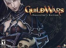 Guild Wars: Collector's Edition (PC, 2005)