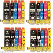 20 Epson 26XL Multipack couleur noire encre expression XP-610 XP615 XP-605 nonOEM