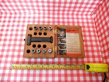 Genuine Myford Collets In Box With Nose and Closing Tube Myford-Stuff