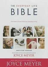 The Everyday Life Bible : The Power of God's Word for Everyday Living by...
