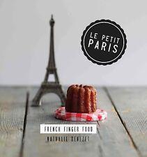 LE PETIT PARIS - NATHALIE BENEZET (HARDCOVER) NEW