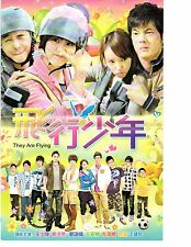 They Are Flying / Fei Xing Shao Nia 2011 Taiwanese TV Series - Chinese Subtitle