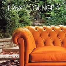 Private Lounge 4      2CDs Tosca Alex Cortiz Quantic Blaze Physics