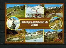 Timmelsjoch - Acht Bilder Karte  (K31)