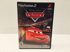 DISNEY CARS Game For PlayStation 2- PS2