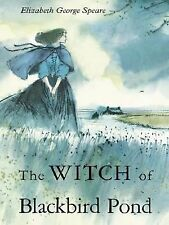 The Witch of Blackbird Pond by Elizabeth George Speare (2005, Paperback,...