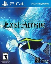 Exist Archive: The other side of the sky - PlayStation 4 PS4 FREE SHIPPING NEW