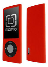 Incipio dermaSHOT Red Silicone Case for iPod Nano 5G