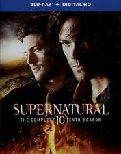 Supernatural the complete tenth season 4-disc Blu-ray + Digital HD UltraViolet