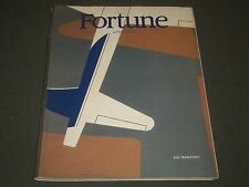 1945 APRIL FORTUNE MAGAZINE - GREAT COVER & ADS - F 185