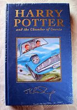 HARRY POTTER and the CHAMBER of SECRETS UK DELUXE EDITION. Brand New. Sealed!.