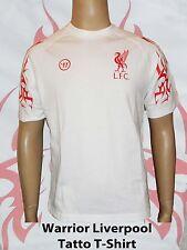 Liverpool Tattoo T-Shirt White  AWSTM219 Size Medium