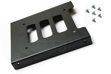 "2.5"" to 3.5"" SSD to HDD Adaptor Bracket Storage Bay Converter For PC Case"