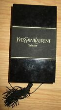 Vintage Yves Saint Laurent Collection Black and  Gold Tone Lighter - Untested