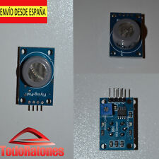 alarm detector de monoxide de carbon for arduino projects breadboard arduino