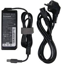 AC Adapter Power Cord Battery Charger 90W IBM Lenovo Thinkpad T400 T410 T410i