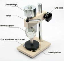 HLX-AC Test Stand With LX-C Hardness Tester for Shore C Durometer Stand