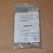 SIEMENS  MOORE SRSA WIRE TYPE KIT 16809-6A 16809-5/2 Pack of 7