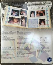 New Creative Memories Collections Memories & Moments 15 each Paper/Photo Mats/Jo