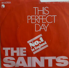 "7"" 1977 rare punk! the saints this perfect day/Mint - \"