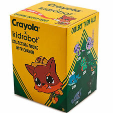 Kidrobot Coloring Critter Series Blind Box Vinyl Figure NEW Toys Mystery Qty 1