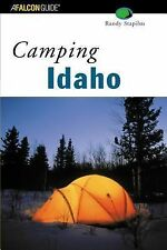 Camping Idaho by Randy Stapilus (2004, Paperback)maps,recreation,