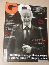 TONI SERVILLO=I KISS=BRANDON BRYANT=MATTEO MESSINA DENARO=MAGAZINE GQ 2014