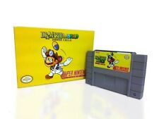 Dr. Mario World House Calls - game For SNES Super Nintendo - Platformer - W/ Box